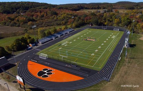 Athletics Turf Field
