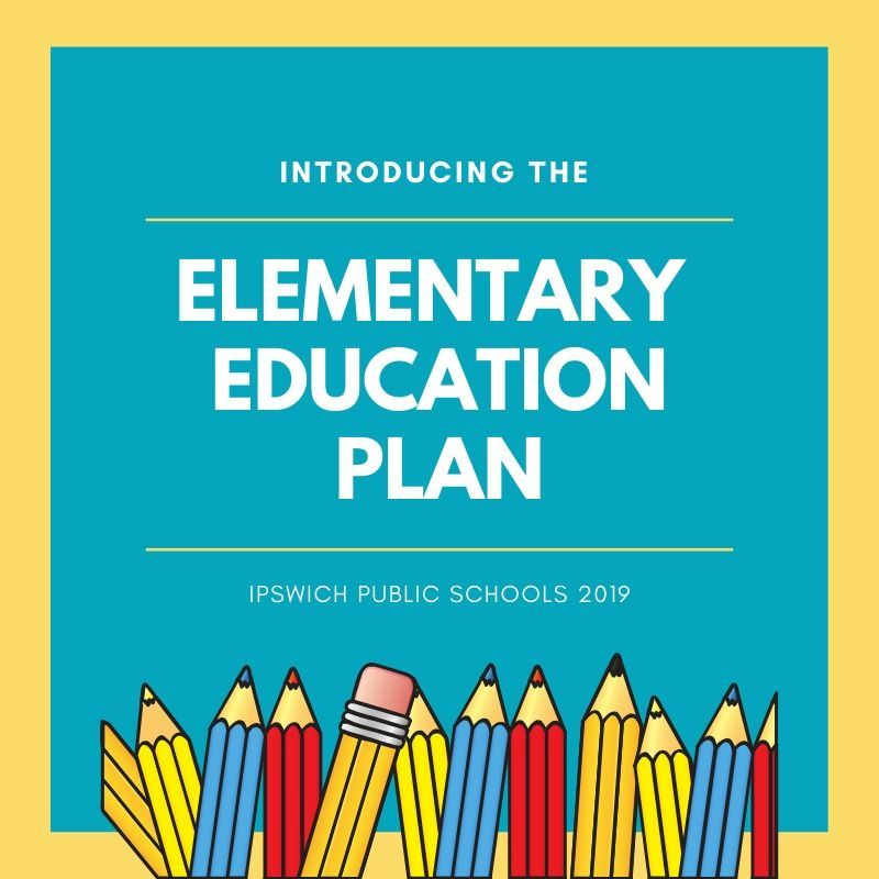 Elementary Education Plan